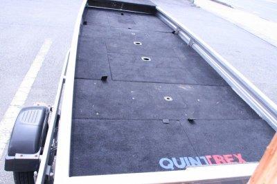 画像2: 中古 ボート  QUINTREX カラマス330