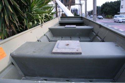 画像2: 中古ボート LOWE(ロウ) 12フィートジョンボート