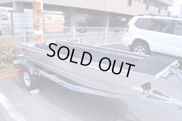 画像1: 中古 ボート  QUINTREX カラマス330 (1)