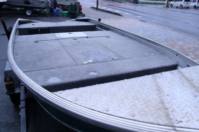 画像1: 中古ボート MERCURY(マーキュリー) WIZARD(ウィザード)  WV-365