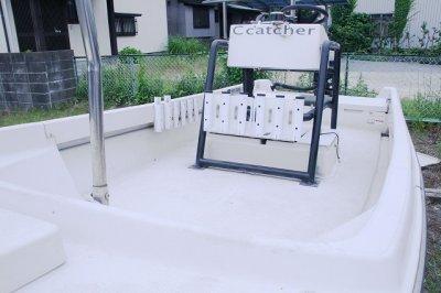 画像1: 中古ボート 当店オリジナルボート C-CATCHER