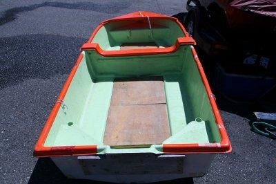 画像1: 中古 ボート オーパ・クラフト S3(2分割ボート)