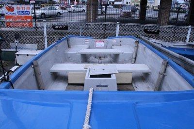 画像1: 中古 ボート  タカミヤ Sea Point11F