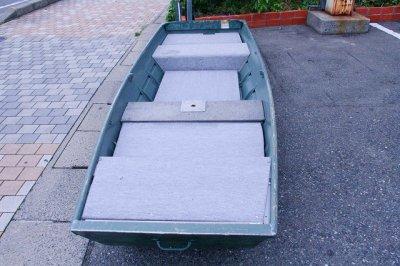 画像1: 中古ジョンボート 12フィートジョンボート