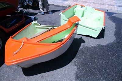 画像2: 中古 ボート オーパ・クラフト S3(2分割ボート)