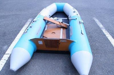 画像1: 中古 ゴムボート JOYCLAFT(ジョイクラフト) LCS-315