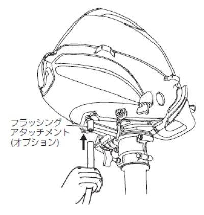 画像1: TOHATSU(トーハツ)  船外機水洗キット(フラッシングプラグ)