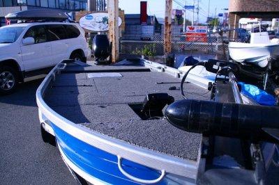 画像1: 中古ボート STACER(ステーサー) ST-420Placid